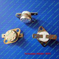 Termostato KSD301 KSD302 250V 10A 185ºC contacto NC, ceramic  Switch Thermostat