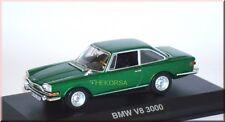 BMW v8 3000 (1968) - Vert Green Vert Verde séroprotection met. - NOREV 820531 1:43