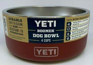 YETI Boomer 4 Dog Bowl - Multiple Colors