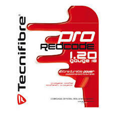 Tecnifibre Pro Red Code - Tennis String - 12m - 1.20mm / 18G Set - RedCode