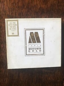 Various: Tamla Motown Gold CDs in very good condition, Box sadly is very scruffy