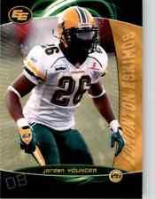 2008 Extreme Sports CFL Jordan Younger #88