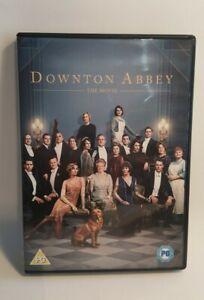 Downton Abbey The Movie DVD, (2020) Hugh Bonneville UK R2 DVD.