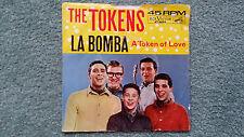 "The Tokens ""La Bomba/A Token of Love"" 1962"