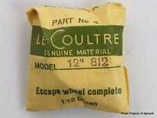 Jaeger LeCoultre Escape Wheel Complete Cal. 812 Part #5