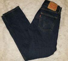 Levis 511 Mens/Boys Medium Wash Jeans Slim Fit Skinny 28x30 EUC