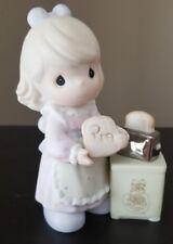 """Precious moments 1997 figurine """"A special toast """""""