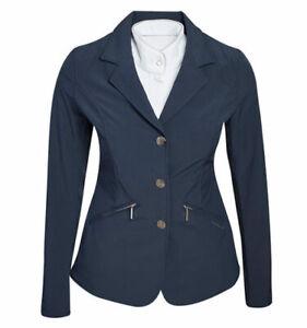 NWT Horseware Large competition jacket Dark Navy