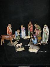 +# A013185_01 Goebel Archiv Muster Krippe Weihnachtskrippe, 11 Figuren HX323