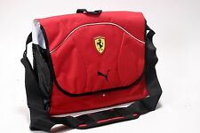 FERRARI F1 TEAM MESSENGER BAG RED PUMA OFFICIAL LICENCED PRODUCT