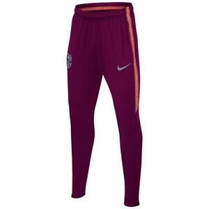 Juniors NIKE BARCELONA 18/19 Pants Deep Marron Training 894409 669
