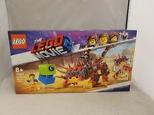 The Lego Movie 2 Ultrakatty And Warrior Lucy Set 70827 new sealed