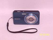 Sony Cyber Shot Camera 14.1 Mega Pixels DSC W350 - Blue (Tested!)