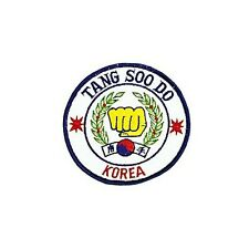 Tang Soo Do - Korea Patch - 4 Dia.