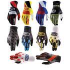 100% Prozent Celium Handschuhe Clarino MTB DH MX Motocross Enduro Offroad Quad