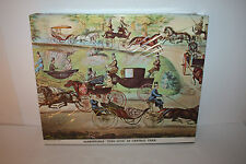 "Fashionable ""Turn-Outs "" in Central Park Jigsaw Puzzle 1974 Currier & Ives NEW"