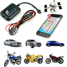 Mini Car Vehicle GPS GPRS GSM Tracker SMS Real Time Network Monitor Tracking