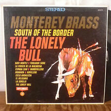 Monterey Brass South of the Border The Lonely Bull LP Diplomat Stereo