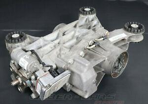 0BS525010 A B G Differential KMS Haldex HinterachsGetriebe VW Passat R36 21255km