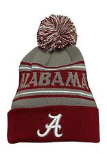 Bridgestone Golf Alabama Collegiate NCAA Beanie Hat Cap Crimson Tide College