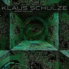 Klaus Schulze Kontinuum 3lp Vinyl 2018