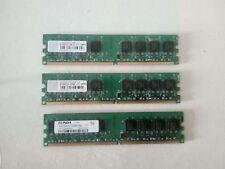 TRASCEND-ELPIDA RAM 1Gb PC2-6400 DDR2-800Mhz 240pin Memoria x DESKTOP No Ecc