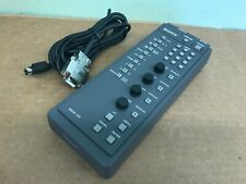 Sony BKM-11R Remote for Sony BVM Monitors 10R PVM Handheld Video+Adapter Cable