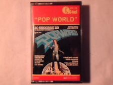 MC Pop world cassette k7 VILLAGE PEOPLE RARISSIMA COME NUOVA VERY RARE LIKE NEW!