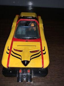 UOMO TIGRE TIGER MASK 2 1981 POPY HURRICANE PC-25 - MADE IN JAPAN VINTAGE TOY