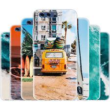 Dessana surf TPU de silicona, funda protectora, funda, móvil, funda cover para Huawei
