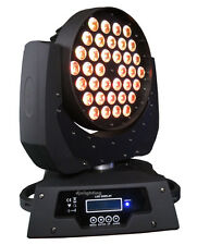 LED624 New 36x10W 4in1 LED Moving head RGBW LED Stage DMX Clue Stage Lighting
