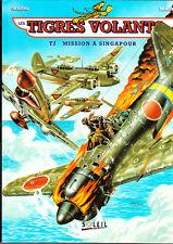 MOLINARI. Tigres Volants 2. Mission à Singapour. 1995