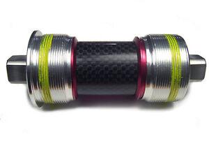 OMNI Racer Worlds Lightest Square Taper Titanium Ceramic Bottom Bracket 70x102mm