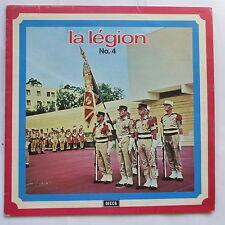 La Légion N°4 LEGION ETRANGERE Militaire 115211