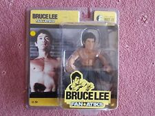 Bruce Lee Fan Atiks collectible action figure New and sealed