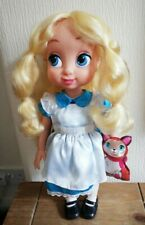"Disney Animator Collection 16"" Alice  Doll.1st Edition. Very Rare"