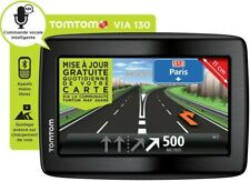 GPS TOMTOM VIA NAVIGATION AUTOMOBILE CARTES FRANCE & EUROPE 45 + ALERTES RADARS