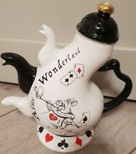 Tea Pot / Théière Alice Disneyland Paris