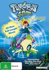 Pokemon 4 Ever (DVD, 2016) (Region 4) Aussie Release