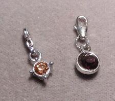 Cubic Zirconia Silver Plated Topaz Fashion Jewellery