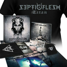 Septicflesh - Titan - Ltd. 3CD Boxset Edition + T-Shirt - 1000 copies only - OVP