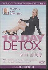 Michael Van Straten's 10 Day Detox With Kim Wilde (DVD, 2004)