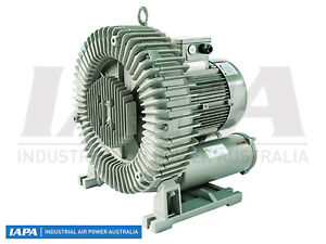 IAPA Side Channel Blower 7.5Kw (at 50Hz) 3 Phase - P/N SS-8086