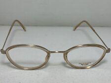 *NEW* Oliver Peoples OP-85 Rose Gold Eyeglasses Frame