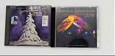 Mannheim Steamroller Christmas CDS Lot of 2