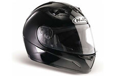 HJC IS-16 Motorcycle Full Face Street Helmet Gloss Black Small SM S New