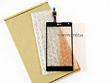 Touch Screen Digitizer Glass Panel Replacement for LG Optimus G LTE E970 w/ Tape