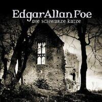 EDGAR ALLAN POE: TEIL 2 - DIE SCHWARZE KATZE  CD NEW
