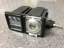 Kohler / Lombardini Electrical Dashboard 12V ED0072454830-S, Saprisa H006