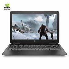 Portatil HP 15-bc303ns i5 7200u 8GB 1TB 128GB SSD GeForce G